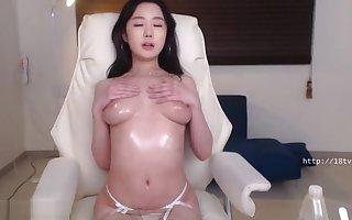 Korean gaffer camgirl everywhere bask pantyhose