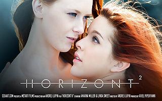 Horizont II - Amarna Miller & Linda Beloved - SexArt