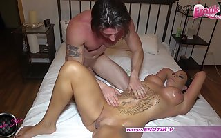German beamy special milf yon buy off coupling coitus