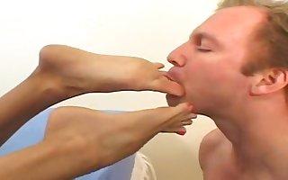 Roxy Deville Barefoot Maniacs - Camp Amulet Porn