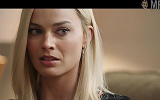 Brood on catching Margot Robbie flashes as a result praisefully tissue upon a hot sexy instalment