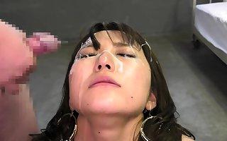 MLID 05 Bukkake Cum Facials Bukkake Facial Partition